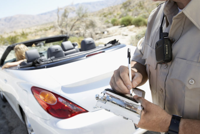 What You Need to Know About How a Speeding Ticket Affects Insurance