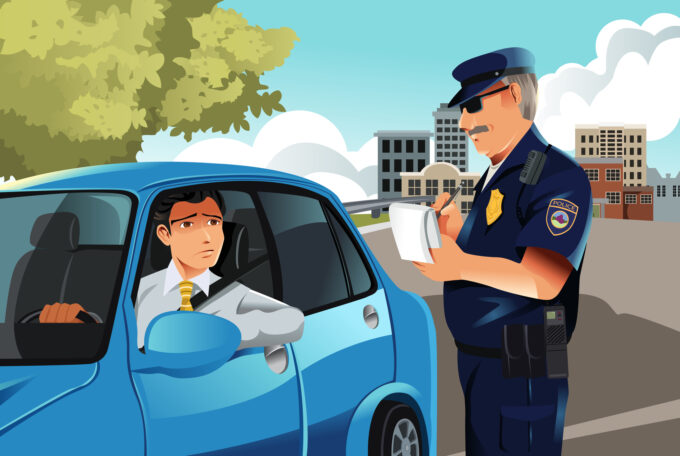 Do Old Traffic Tickets Go Away Eventually?