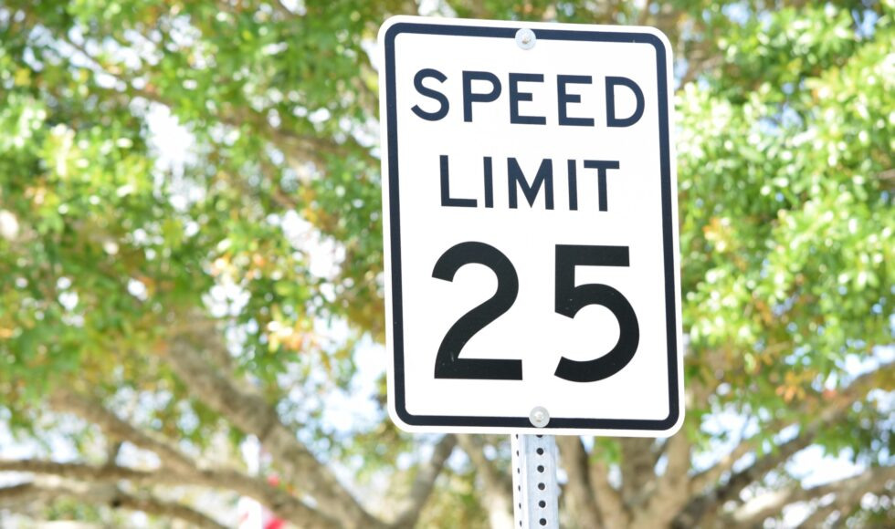 legal speed